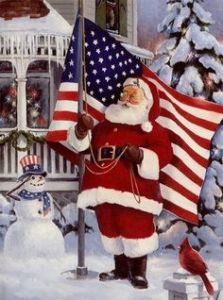 PBYR - Patriotic Santa