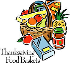 PBYR - Thanksgiving food baskets