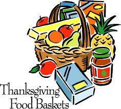 PBYR - Thanksgiving food baskets
