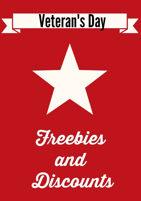 Veterans Day Freebies 2015 Just B Cause