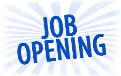 PBYR - Job Opening