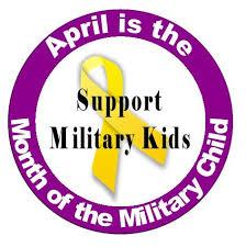 military-child-logo