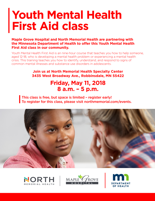 Youth Mental Health First Aid Class Flyer FINAL_May 11_page_001