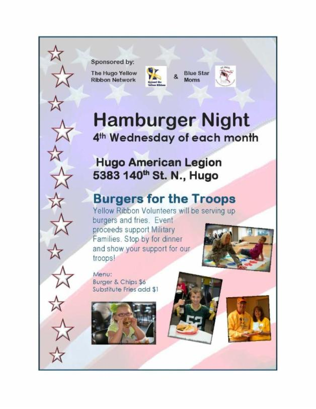 Hamburger Nght